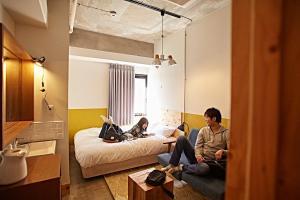 Wise Owl Hostels Shibuya (10 of 68)