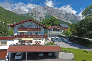 Appartement Hubner, Apartmány  Ramsau am Dachstein - big - 19