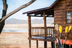 湖景一卧室小屋
