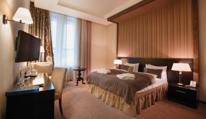 Tsunami Spa Hotel, Szállodák  Dnyipropetrovszk - big - 25
