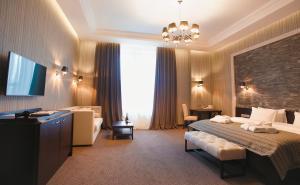 Tsunami Spa Hotel, Szállodák  Dnyipropetrovszk - big - 15