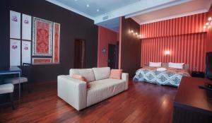 Tsunami Spa Hotel, Szállodák  Dnyipropetrovszk - big - 39