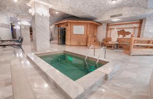 Tsunami Spa Hotel, Szállodák  Dnyipropetrovszk - big - 87