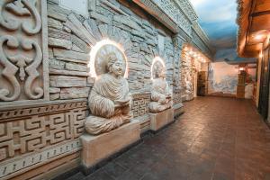 Tsunami Spa Hotel, Szállodák  Dnyipropetrovszk - big - 85
