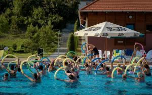 3 hviezdičkový hotel Erzsébet Park Hotel Parád Maďarsko