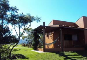 Pousada Encantos do Cerrado, Pensionen  Delfinópolis - big - 6