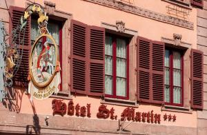 Saint-Martin, Hotely  Colmar - big - 40