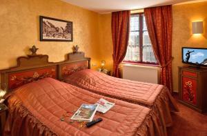 Saint-Martin, Hotely  Colmar - big - 35