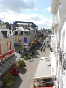 Hotel Les Arcades, Hotels  Saint-Cast-le-Guildo - big - 11
