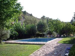 El Molino del Rio Argos, Загородные дома  Benablón - big - 22