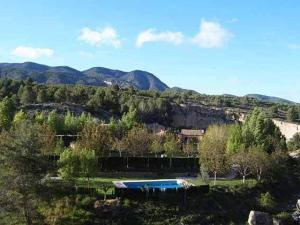 El Molino del Rio Argos, Загородные дома  Benablón - big - 25