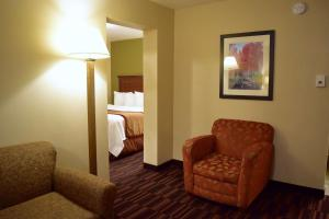 King Suite with Two King Beds