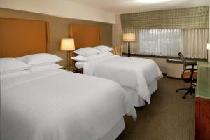 Traditional Double Room with Two Double Beds