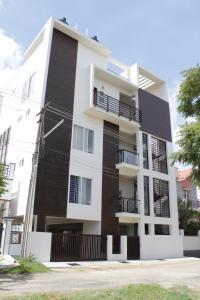 Sam's Terrace, Appartamenti  Chikmagalūr - big - 27