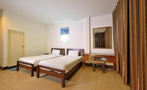 Krabi Grand Place Hotel, Hotels  Krabi town - big - 6