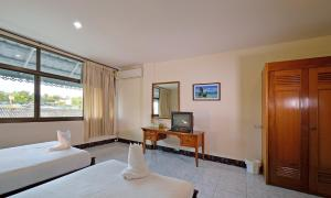 Krabi Grand Place Hotel, Hotels  Krabi town - big - 5
