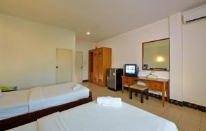 Krabi Grand Place Hotel, Hotels  Krabi town - big - 16