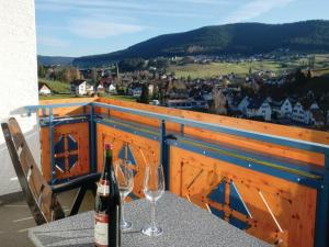 One-Bedroom Apartment in Baiersbronn/Mitteltal, Apartmány  Baiersbronn - big - 22