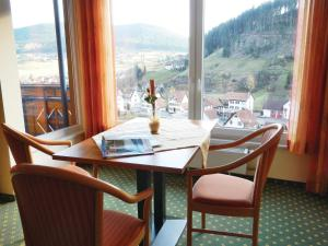 One-Bedroom Apartment in Baiersbronn/Mitteltal, Apartmány  Baiersbronn - big - 13