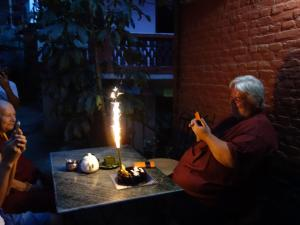 Bodhi Guest House, Affittacamere  Baudhatinchule - big - 20