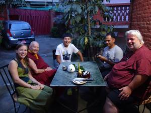 Bodhi Guest House, Affittacamere  Baudhatinchule - big - 23