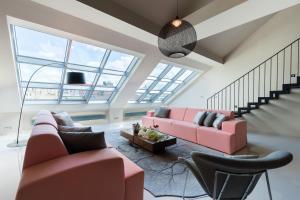 EMPIRENT Mucha Apartments, Apartmány  Praha - big - 89