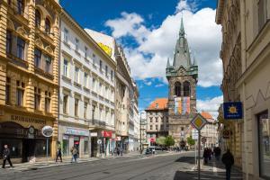 EMPIRENT Mucha Apartments, Apartmány  Praha - big - 97