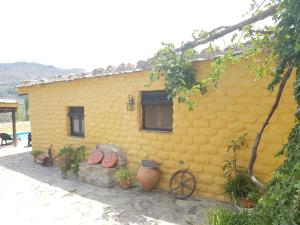 Casas Amaro, Holiday homes  Órgiva - big - 78