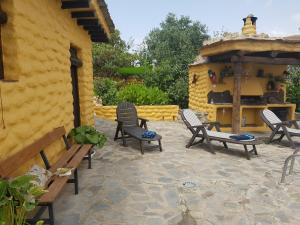 Casas Amaro, Holiday homes  Órgiva - big - 80