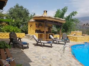 Casas Amaro, Holiday homes  Órgiva - big - 81