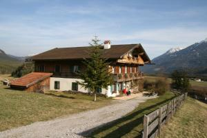 Aktiv-Hotel Traube, Hotely  Wildermieming - big - 17