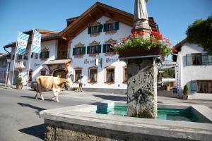 Akzent Hotel Schatten, Szállodák  Garmisch-Partenkirchen - big - 32