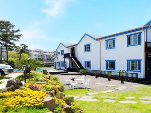 White dream Pension, Hostely  Jeju - big - 1