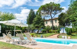Relais Villa Al Vento, Venkovské domy  Incisa in Valdarno - big - 72