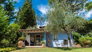 Relais Villa Al Vento, Venkovské domy  Incisa in Valdarno - big - 74