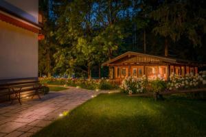Bio-Holzhaus und Landhaus Heimat, Apartmány  Ramsau am Dachstein - big - 17