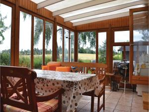 Two-Bedroom Holiday home in Kirke Hyllinge, Case vacanze  Kirke-Hyllinge - big - 4