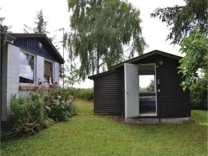 Two-Bedroom Holiday home in Kirke Hyllinge, Ferienhäuser  Kirke-Hyllinge - big - 8