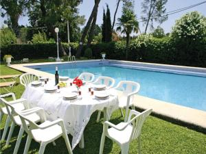 Holiday home Urb El Chaparrito O-511, Дома для отпуска  San Jose del Valle - big - 22