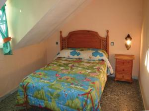 Holiday home Urb El Chaparrito O-511, Дома для отпуска  San Jose del Valle - big - 7