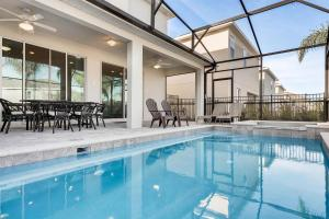 Encore Club at Reunion - 5BD Home - EC101, Holiday homes  Orlando - big - 19