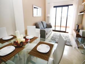 Apartment Riviera Park II bl. 5, apt., Ferienwohnungen  Sitio de Calahonda - big - 8