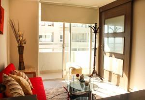 Apart Hotel Vip, Apartmány  Santiago - big - 3
