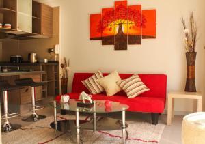 Apart Hotel Vip, Apartments  Santiago - big - 3