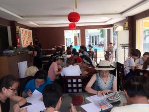 Paradise Hotel, Hotels  Hoi An - big - 42