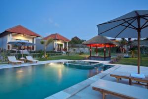 Bali Bule Homestay, Комплексы для отдыха с коттеджами/бунгало  Улувату - big - 11