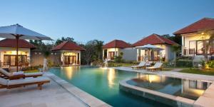 Bali Bule Homestay, Комплексы для отдыха с коттеджами/бунгало  Улувату - big - 1