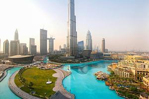 R&H - 3BR with Sweeping Views of Downtown Dubai - Dubai