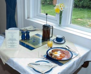 Newcourt Barton, Bed & Breakfasts  Cullompton - big - 32