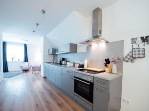 Die Gönothek - Ferienwohnungen, Appartamenti  Iphofen - big - 42